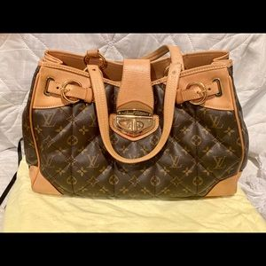 Louis Vuitton Etoile Monogram Shopper GM Tote